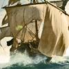 catwalksalone: The Walrus: a pirate ship in full sail (Black Sails Walrus 2)