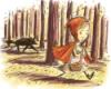 alcute: (Little Red Riding Hood)
