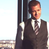 intermezzo: (Suits: Harvey)