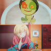 anacrusis: moriyama shiemi from ao no exorcist (funny little companion)