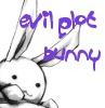 elsane: an evil plot bunny. (literally.)