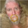 bubbleblower: head shot of me (self-portrait)