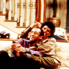 "gloriafan: Cliff and Claire from ""The Cosby Show."" (CS - Giggly)"