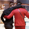universal_charm: (Shoulder Hug)