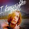 nepenthe: (scully knows the drill)