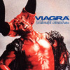 """outlineofash: The Lord of Darkness from the movie """"Legend"""" grins in ecstasy. The word """"Viagra"""" hovers above him. (Text - Viagra!)"""