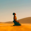 such_heights: a woman on her knees in the desert (film: mmfr furiosa scream)