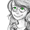 biichan: Adorkable Jade Harley (homestuck: jade is adorkable)