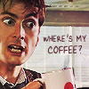 jetpack_monkey: (The Doctor (10) - Coffee Dammit)