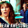 jetpack_monkey: (The Doctor (10)/Donna - Team Awesome)