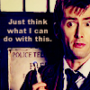 jetpack_monkey: (The Doctor (10) - Sexy Sonic Screwdriver)