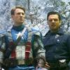 lankyguy: ((CA:FA) Cap/Bucky in Uniform)