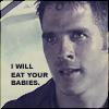 jetpack_monkey: (Crichton - Eats Babies)