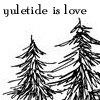 lunabee34: (yuletide: yuletide is love by liviapenn)