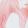 sahara: (pink hair)