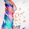 phyre: (Feathers)