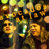 "tinny: Daredevil's Matt and Foggy at college ""avocados at law"" (daredevil_avocados at law)"