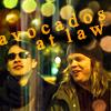 "tinny: Daredevil's Matt and Foggy at college ""avocados at law"" (daredevil_avocados at law)"