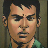 nomadicwriter: teenage Victor Von Doom looking annoyed (young Victor)