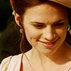 tairis: (downward smile)