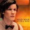 elfennau: (DW :: 11 Mad Man With A Box)