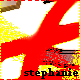 syntaxofthings: Splashes of yellow and red. ([hand-drawn] Phoenix)