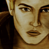 denyce: Spike close up (DA/BTVS: bb art Spike close up)