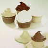 whymzycal: a plate of cupcakes (cupcakes)