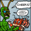 eyz: (Ambush Bug)