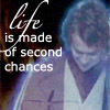 sathari: Forceghost!Anakin (Anakin's life is made of second chances)