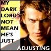 sathari: (Anakin has adjustment issues)