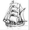"igenlode: The pirate sloop 'Horizon' from ""Treasures of the Indies"" (brig) (Default)"