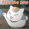 littlebutfierce: (natsume yuujinchou fear the paw)