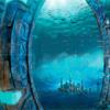 moonplanet: Stargate Atlantis, slightly edited screenshot (stargate-atlantis)