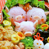 wiznitch: ([stock] three little pigs)