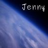 jennyst: Jenny on a photo of space (Jenny)