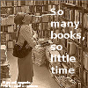 "azalaisdep: ""So many books, so little time"" (so_many_books)"