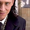 yourlibrarian: Loki Smirk Half Crop (AVEN-LokiSmirkHalfCrop-famira.png)