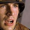 yourlibrarian: Steve Rogers in a Helmet (AVEN-SteveHelmetYell-famira.png)