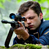 musesfool: bucky barnes with a sniper rifle (fight your secret war)