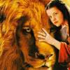 gehayi: (aslan and lucy (morningstar4))