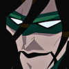 unriddling: (closeup smirk)