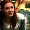 ashpags: Amy seeing the inside of TARDIS for the first time. (amy-in-the-tardis)