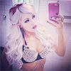 xoxomarina: ({ lingerie } » bra selfie)