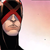 tocryabout: Cyclops in Death of Wolverine, art by Mario Pennino (cyclops)