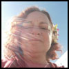 songscloset: Me with the sun flare on my face. (selfie)