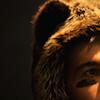 omens: pete in a bear hood (bandom - bear)
