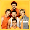 rikes: Nsync wearing orange (No! Strings! A! Ttached!)