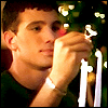 rikes: JC lighting candles (Not long before midnight)