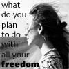 "umadoshi: (Tori ""freedom"" (strangelittlex))"